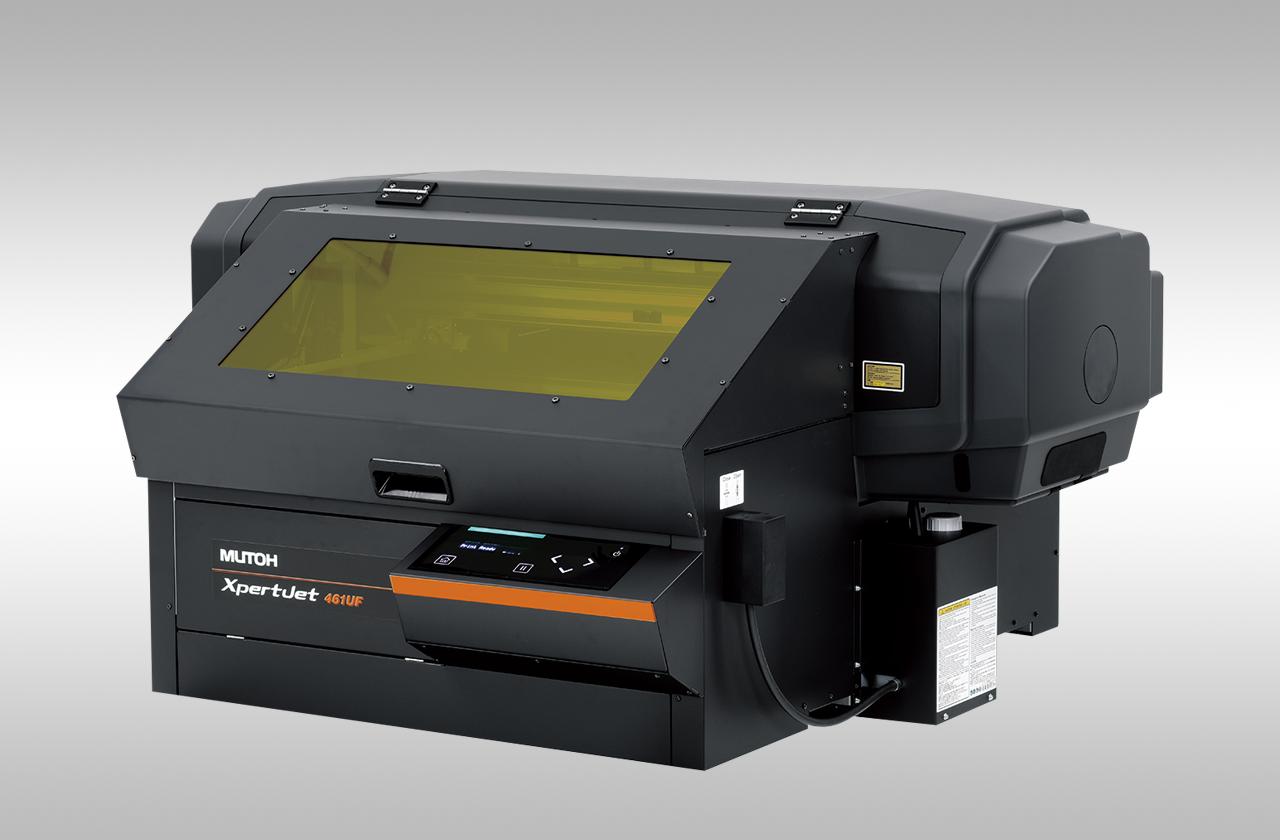 Drukarka LED-UV (nie tylko) do gadżetów - Mutoh XpertJet 461UF