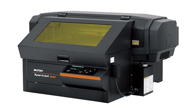 Drukarka UV do gadżetów - Mutoh XpertJet 461UF