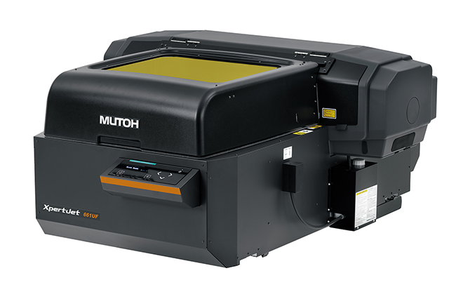 Drukarka UV do gadżetów - Mutoh XpertJet 661UF