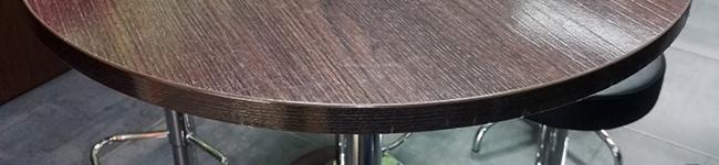 Przezroczyste laminaty na powierzchnie do dezynfekcji