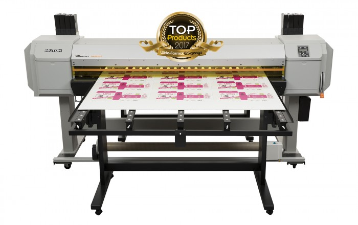 Rolowo-stołowy Mutoh ValueJet 1638 UH z czwartą nagrodą w tym roku