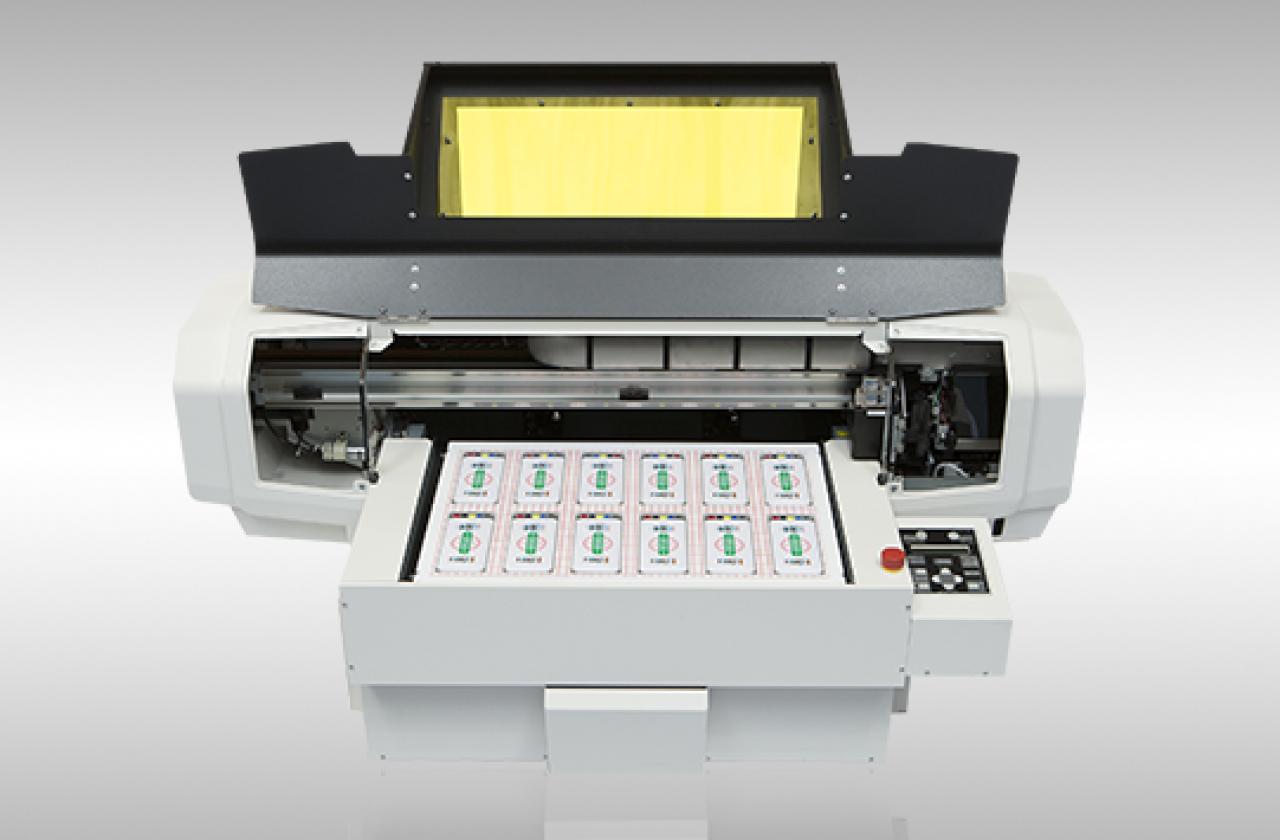 Ploter LED-UV Mutoh ValueJet 426 UF