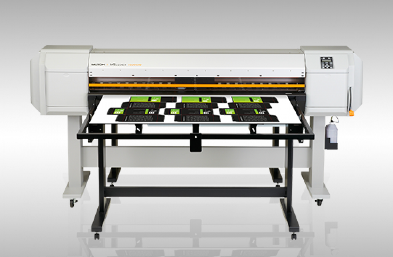 Ploter LED-UV Mutoh ValueJet 1626 uh